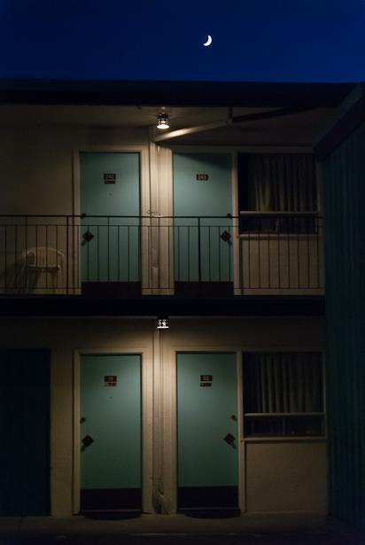 Motel in Port Alberni, BC