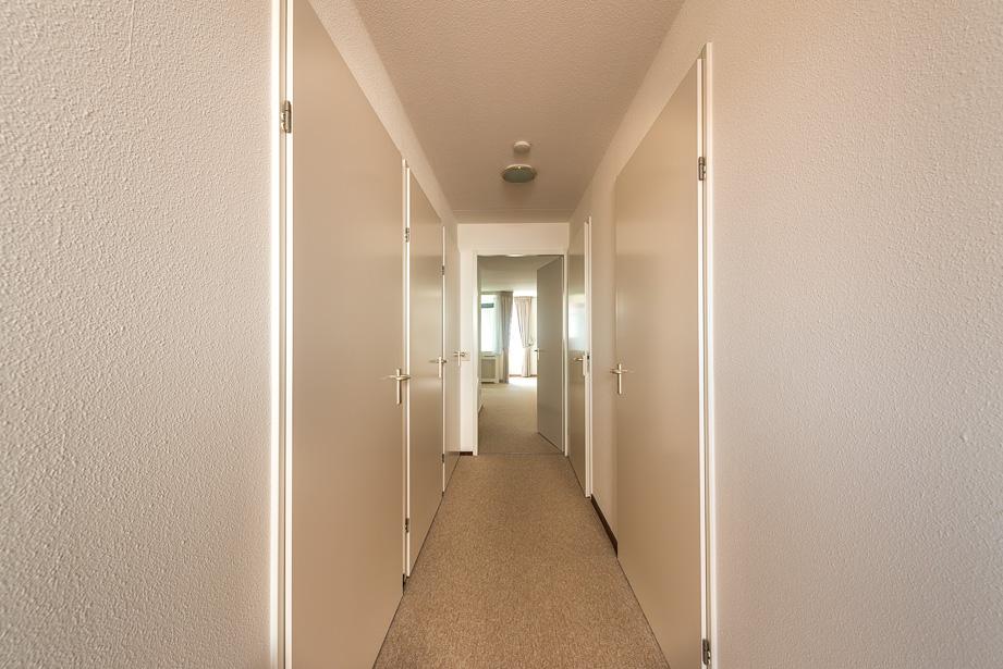 Interieurfoto leegstaand appartement