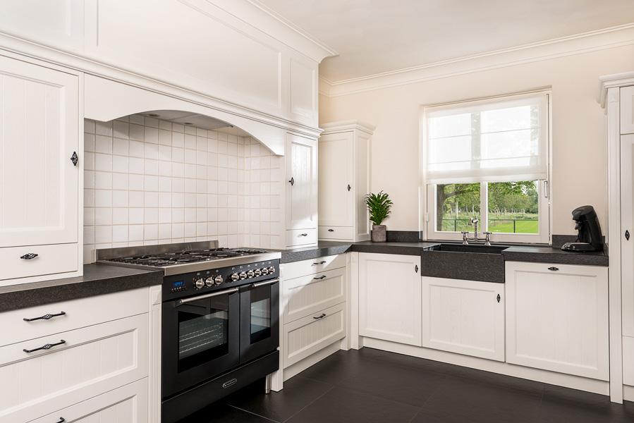 Handgemaakte keuken in Brabant
