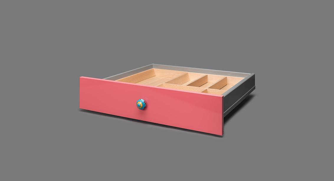 Productfoto van een ladekastje