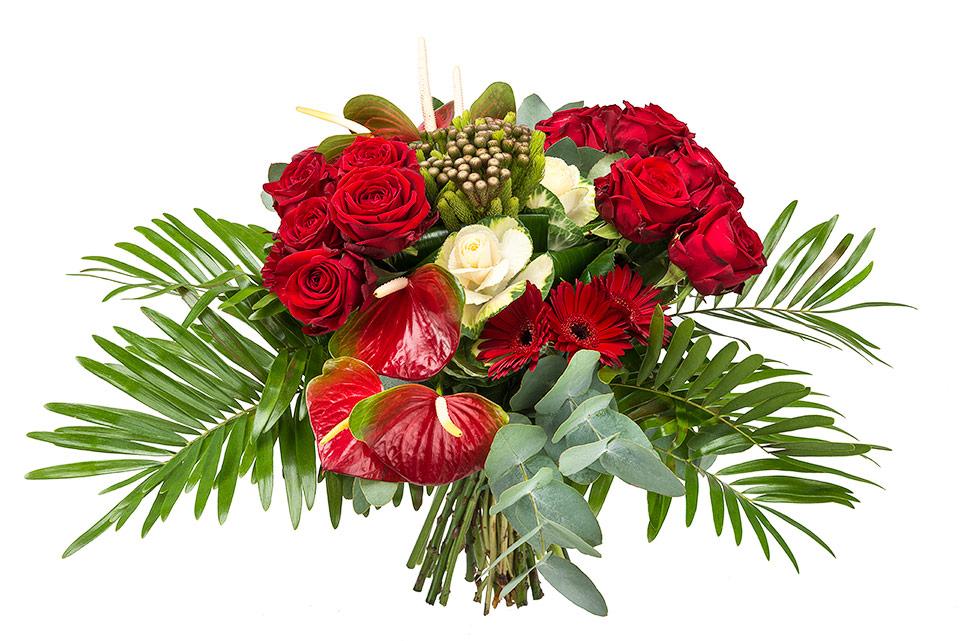 Productfoto's van bloemen