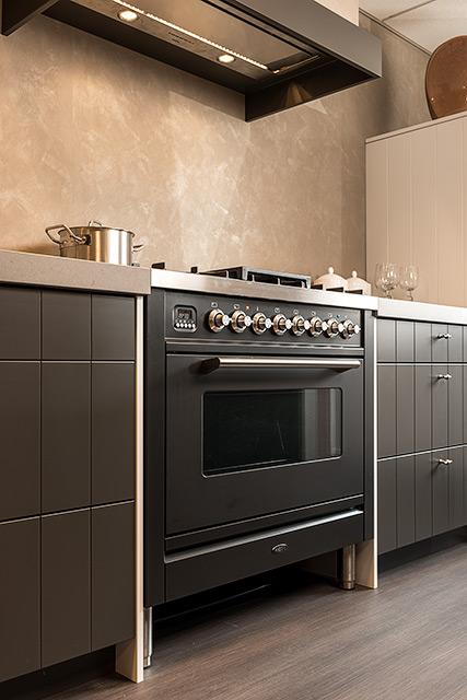 Productfotografie van keukens op locatie