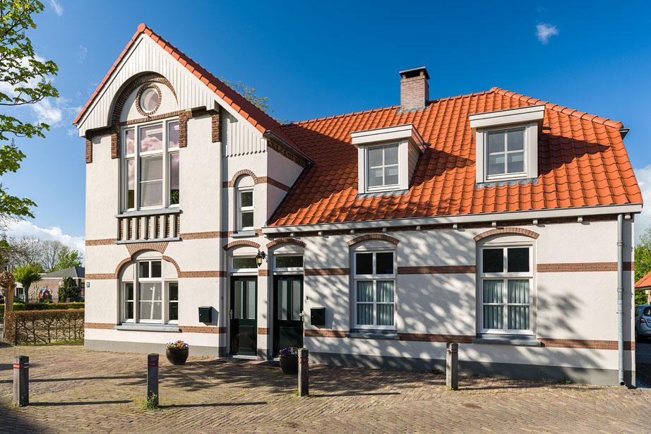 Renovatie van historische woning in Noord-Brabant