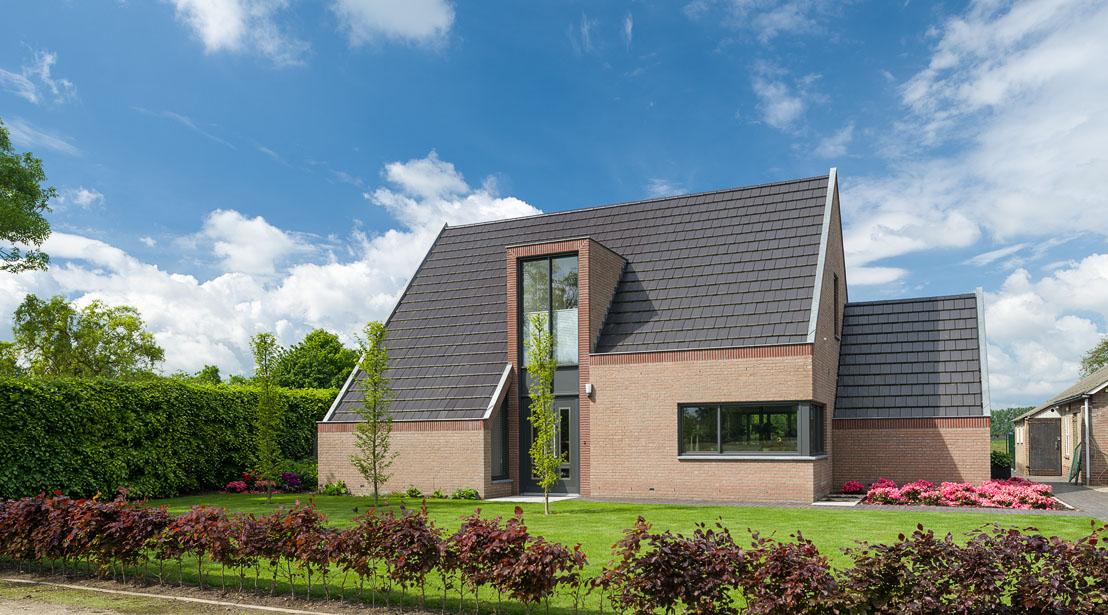 Nieuwbouw woning fotografie in Brabant