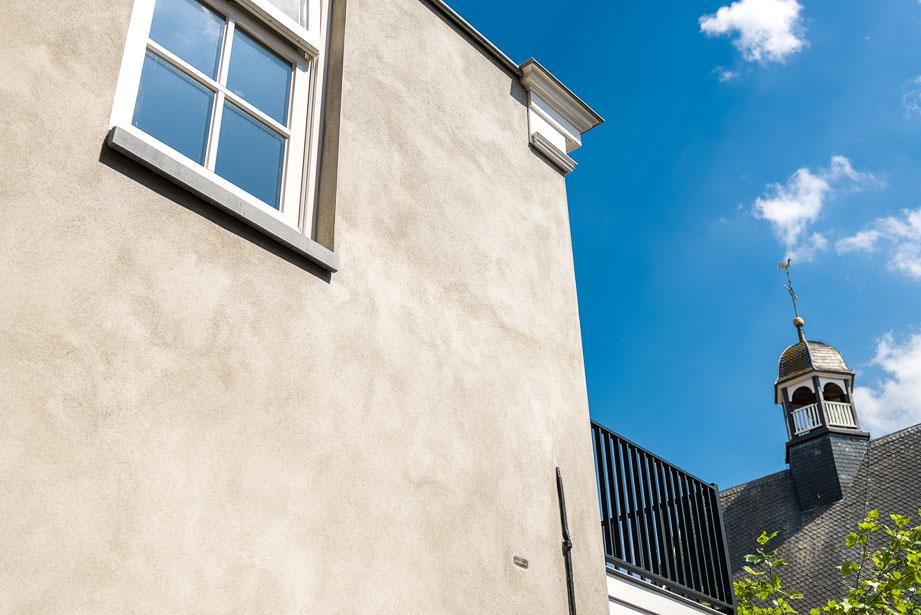 Renovatie gebouw in dorpskern Ravenstein