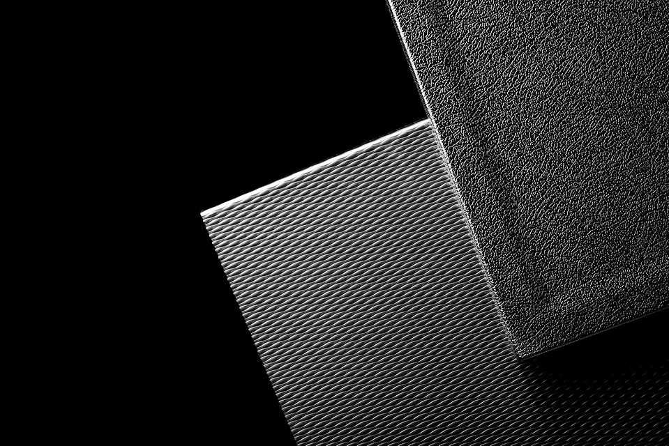 RVS staal textuur sfeerfoto