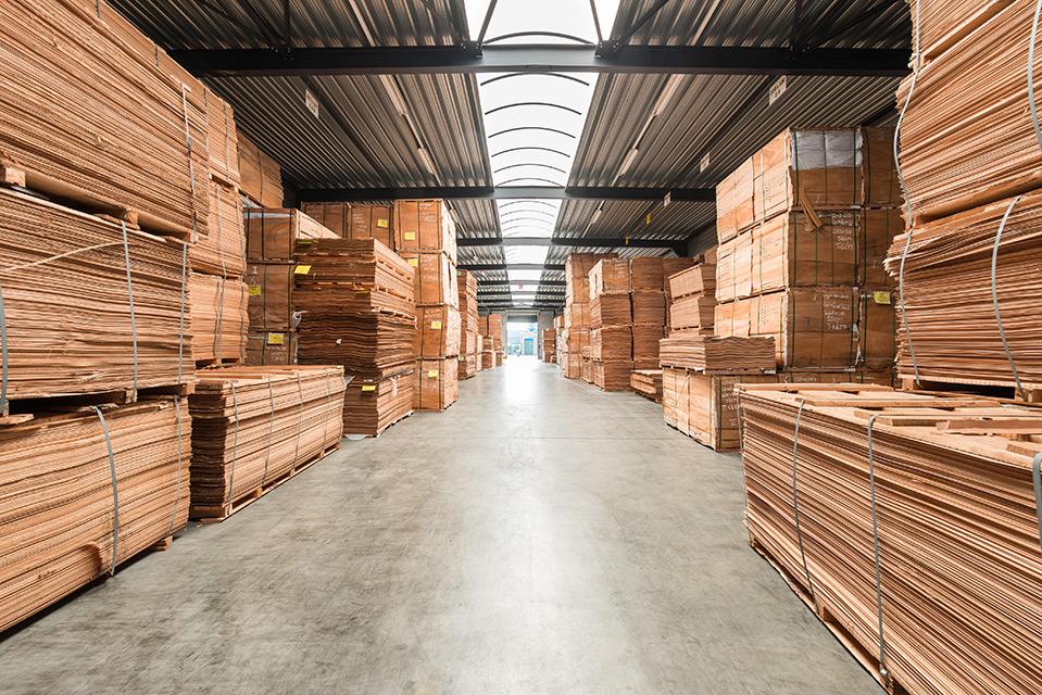 Bedrijfsreportage in Mill 1