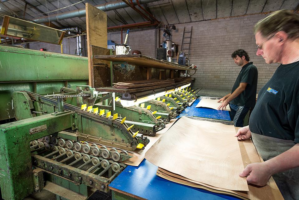 Bedrijfsreportage in Mill 2