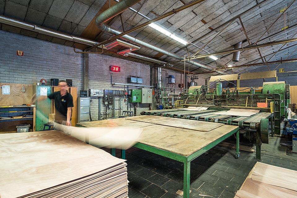 Bedrijfsreportage in Mill 3