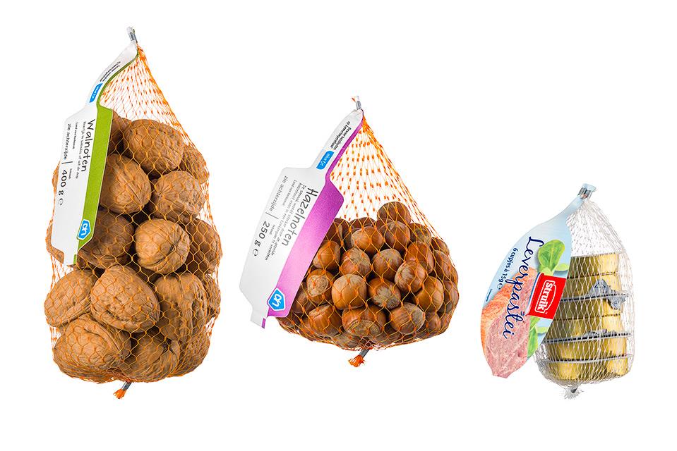 packshot van voedselproducten