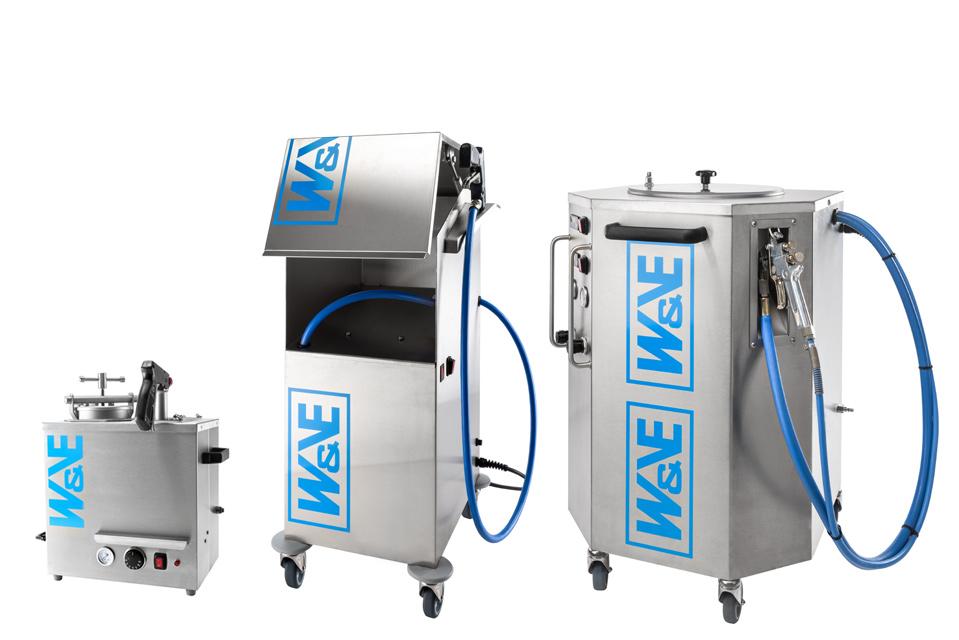 RVS bakkerijmachines productfotografie