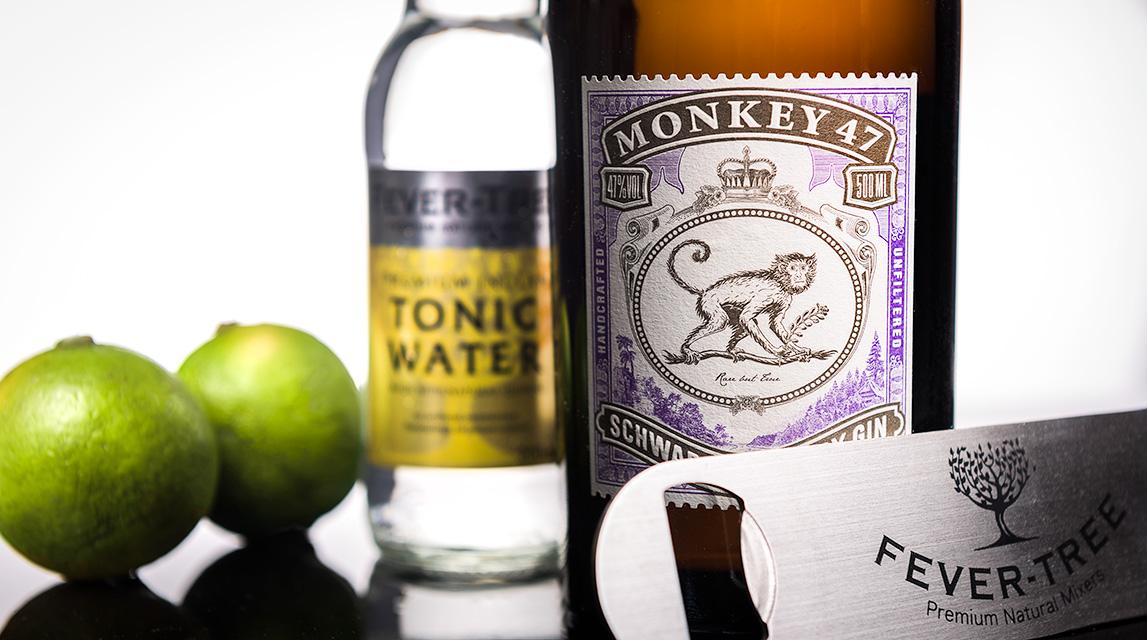 Gin Tonic cadeaubox sfeerfoto's