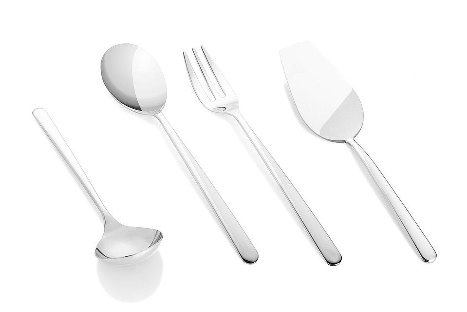 Bestek sets fotografie cutlery photography