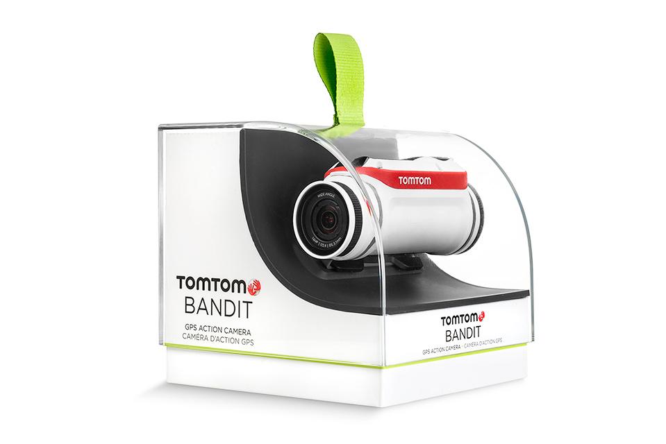 TomTom Bandit Action Cam