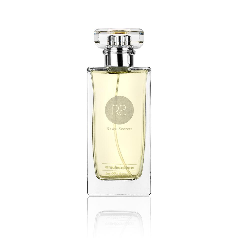 Parfum fles fotografie
