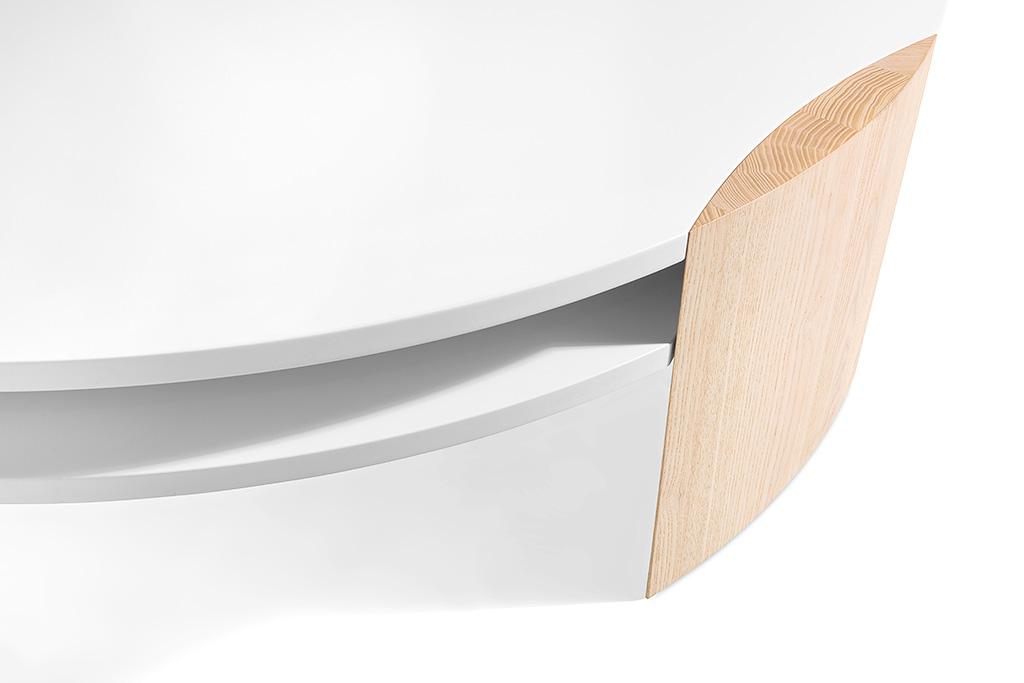 Productshoot van een design tafel