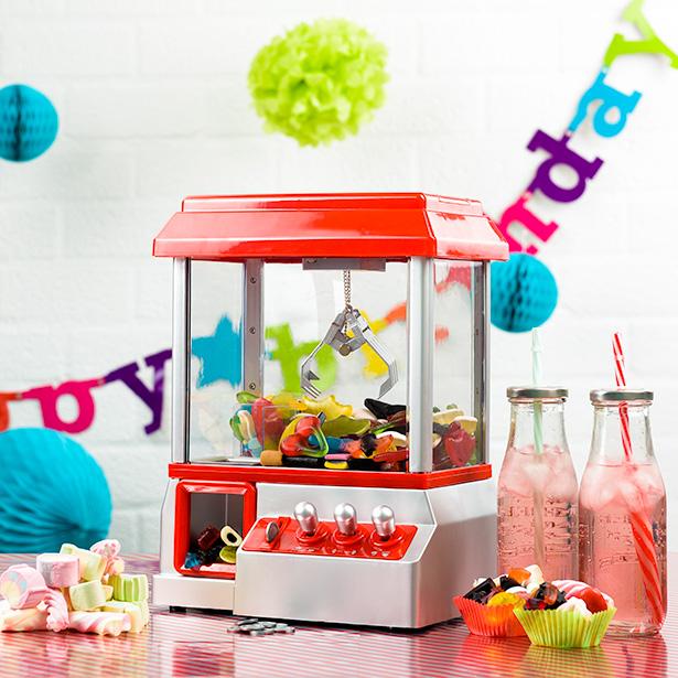 Candy Grabber gadget voor kinderfeestjes