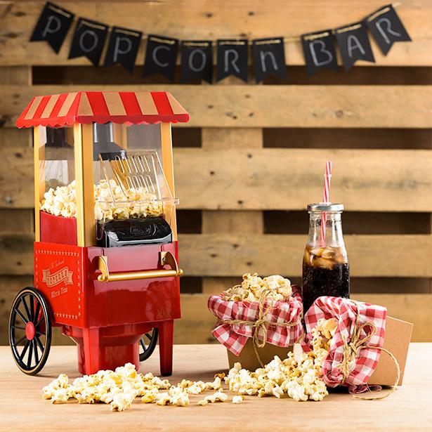 Popcorn machine miniatuur