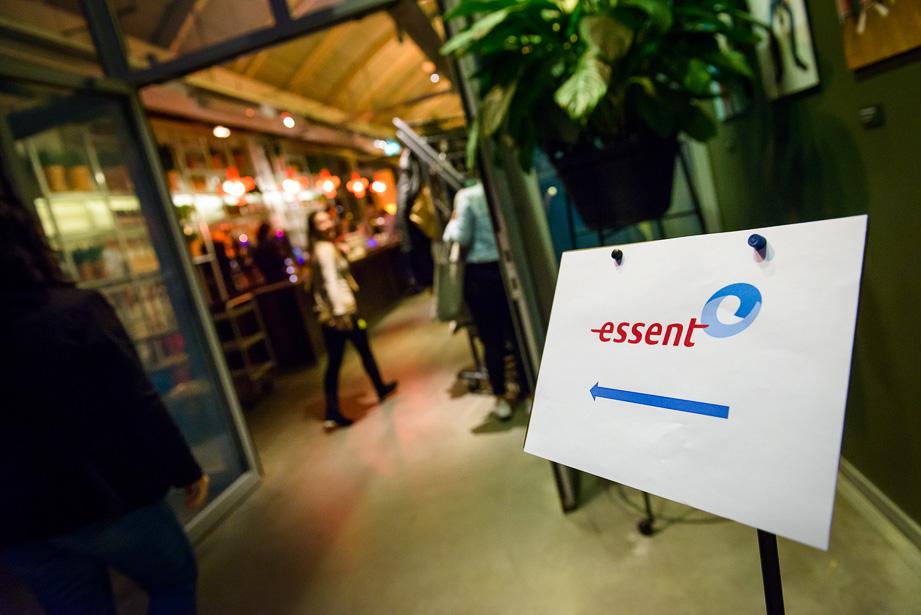 Reportagefotografie bij Essent in Den Bosch