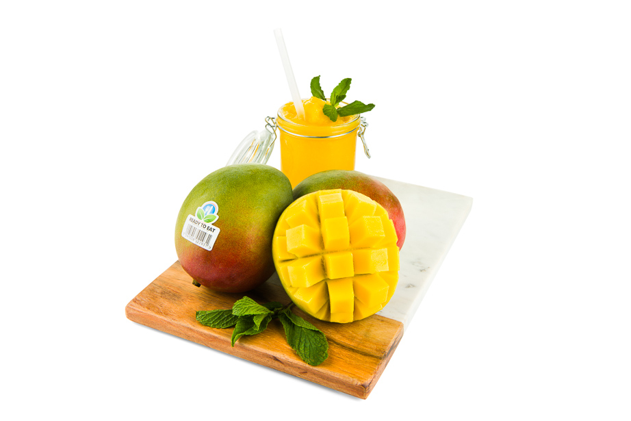 foodstyling van mango's