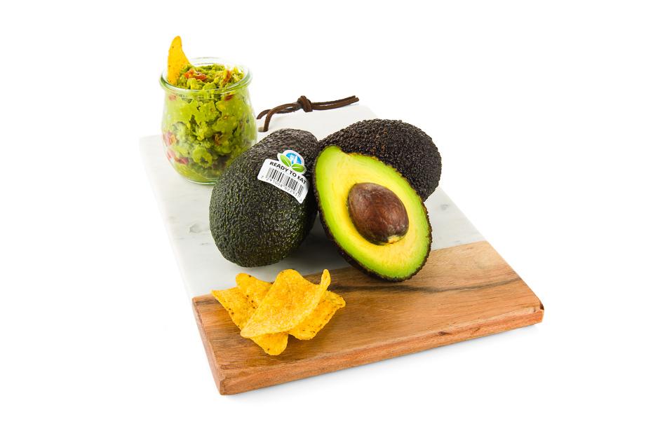 foodstyling van avocados
