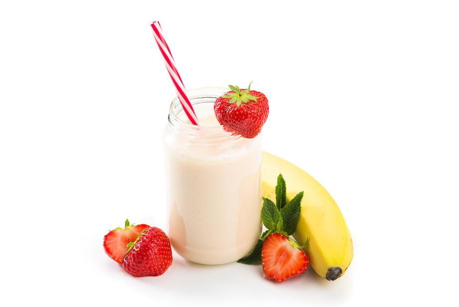 photostyling voor milkshakes