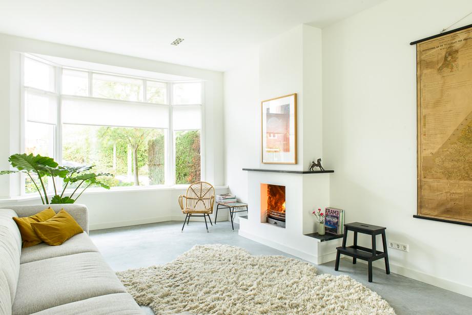 Interieurfotografie woonkamer