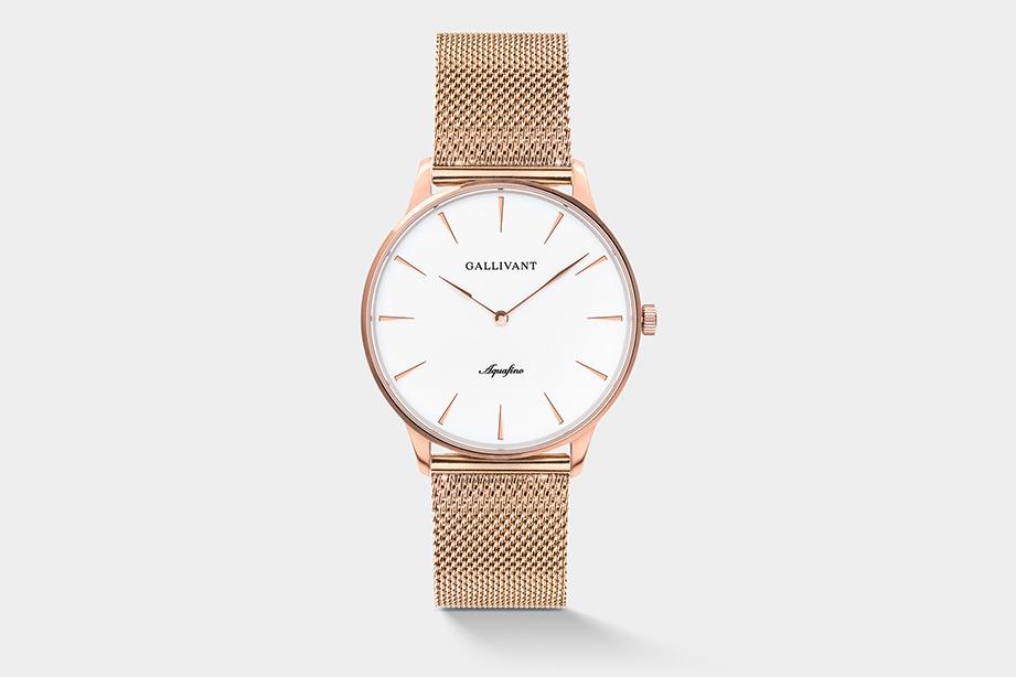 Productfotografie van luxe horloges